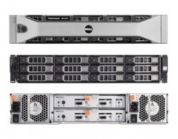 Dell PowerVault MD1200 DAS Array - 12 x HDD Installed