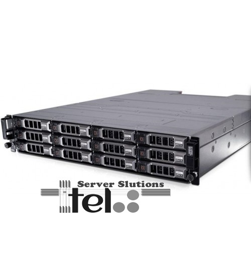 Dell PowerVault MD3200i sas 4TB x 12