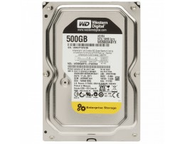 HDD 500G WDC RE4 7200rpm 64M Cache Sata III