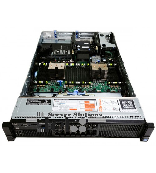 Server Dell R720 E5 2660x2 C2 Ram 32Gb SAS 146Gb x 1 Raid H710 8x2.5""
