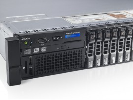 Dell PowerEdge R820 4 x Intel Xeon E5-4620 DDR3 64G 300G x 4 Raid H710