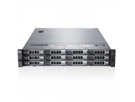 Server Dell R720XD Xeon E5 2670 x2 Ram 32G Sas 300g Raid H710 mini 12x3.5""